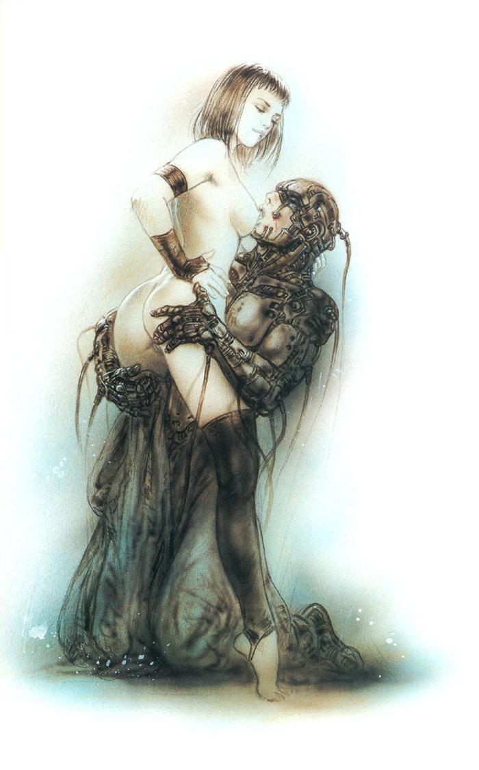 Erotic demon artwork porn tube